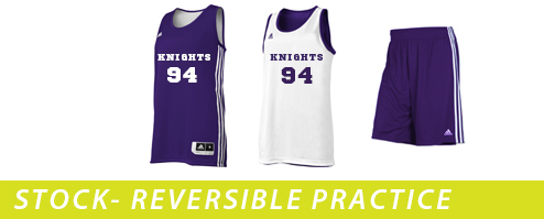 Women's Adidas Climalite Practic Reversible Basketball Uniforms