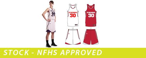 Women's Under Armour Patterson Racerback Basketball Uniforms