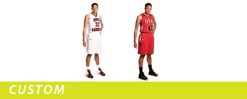 Women's Under Armour Armourfuse Basketball Uniforms