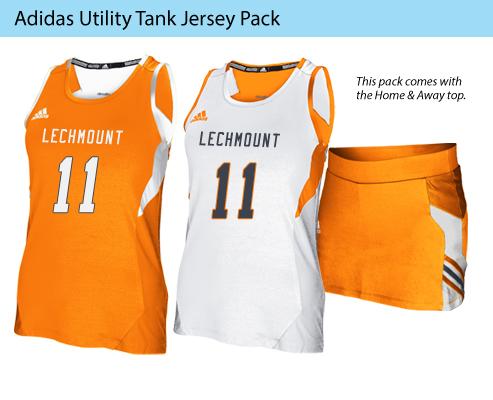 Women's Adidas Utility Tank Lacrosse Uniforms