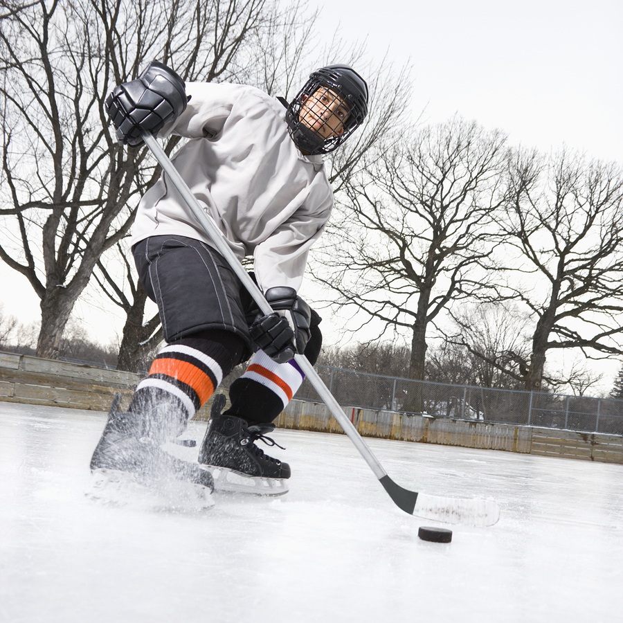 Reduce Ice Hockey Warm Up Apparel Costs