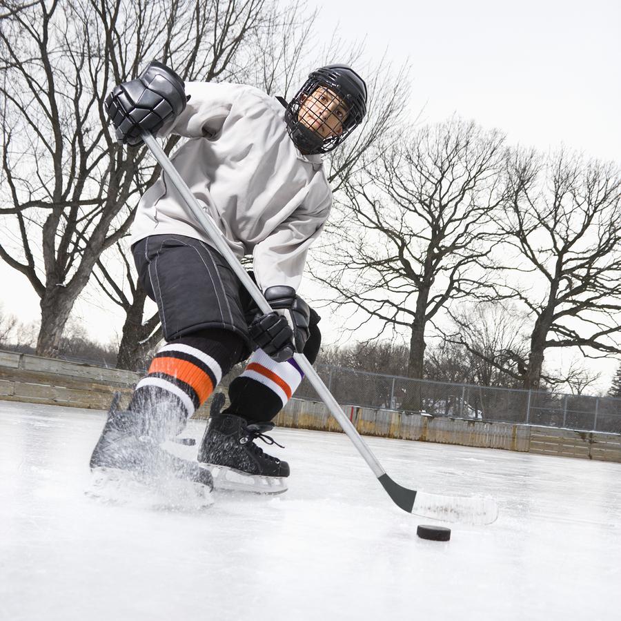 Reduce Ice Hockey Warm Up Apparel Costs