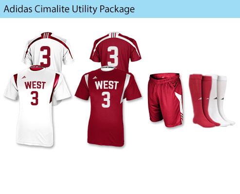 Adidas Climate Men's Soccer Uniforms