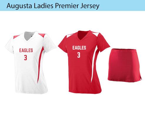 Women's Augusta Premier Field Hockey Uniforms