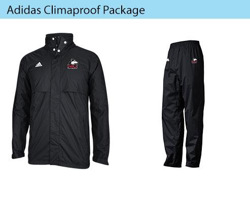 Men's Adidas Climaproof Stadium Jacket and Pants Coaching Apparel