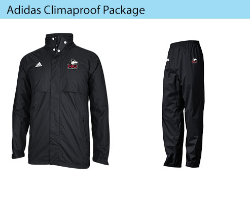 Men's Adidas Climaproof Stadium Jacket and Pants Coaching Apparel