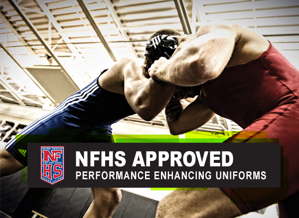 """NFHS Approved """"performance enhancing"""" uniforms"""
