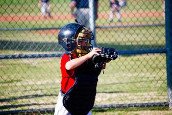 Little league umpire
