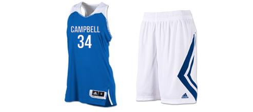 Women's Adidas Climalite Team Speed Basketball Uniforms
