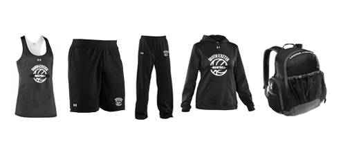 Women's Under Armour Double Reversible Basketball Uniforms, Shorts, Pants, Hoody, Backpack
