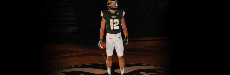 CSU RAMS FOOTBALL UNIFORMS