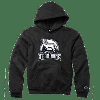 Champion Youth Double Dry Eco Fleece Hood