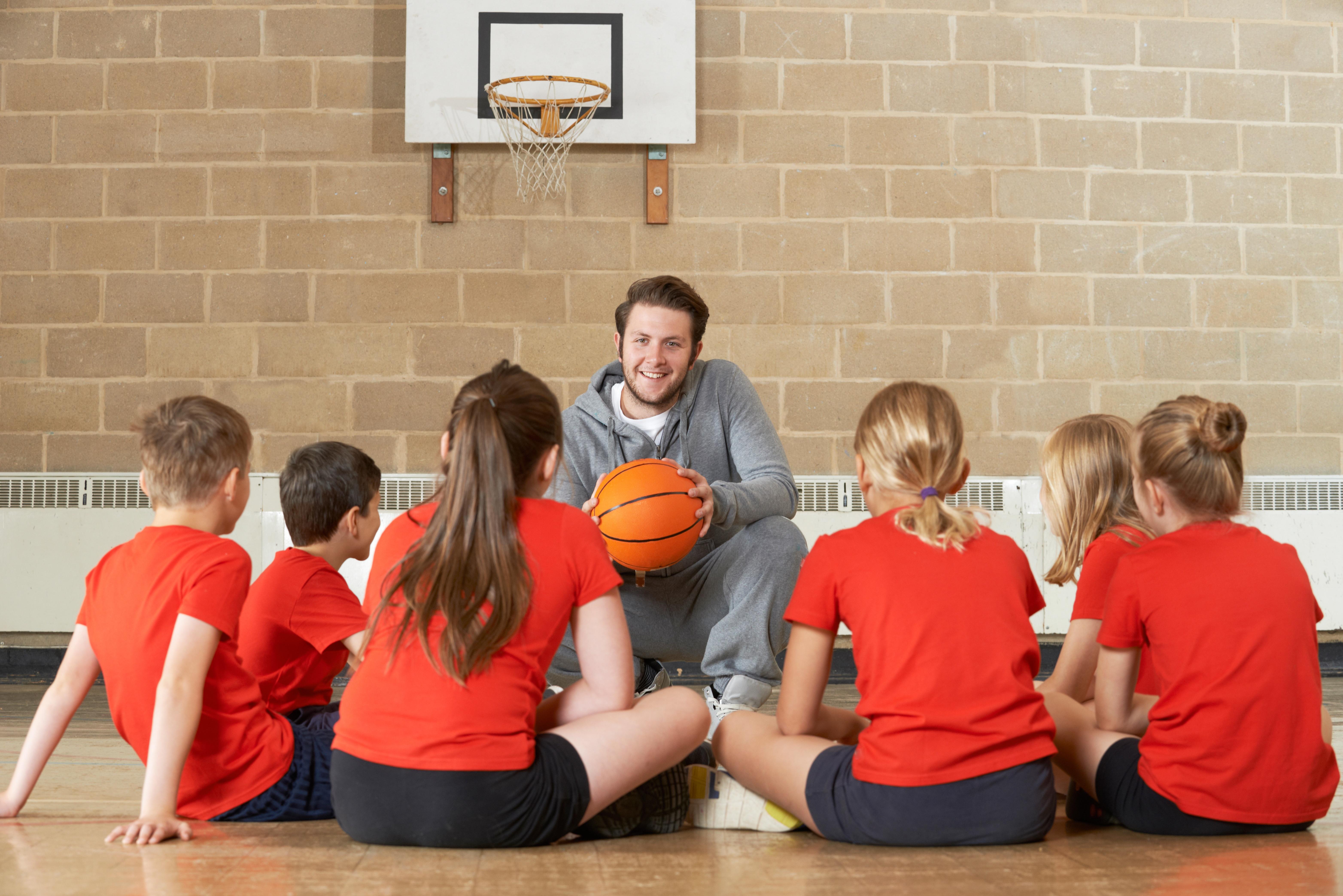 Basketball drills for kids