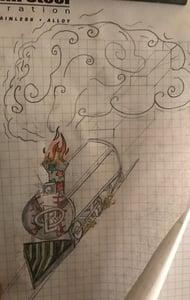 OB Sketch
