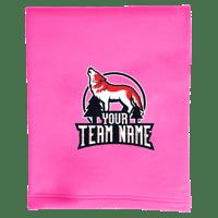 Port & Company Core Fleece Sweatshirt Blanket-1