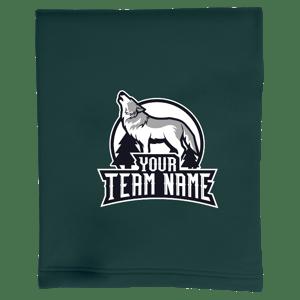 Port & Company Core Fleece Sweatshirt Blanket-2