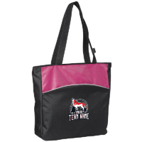 Port Authority Two-Tone Colorblock Tote