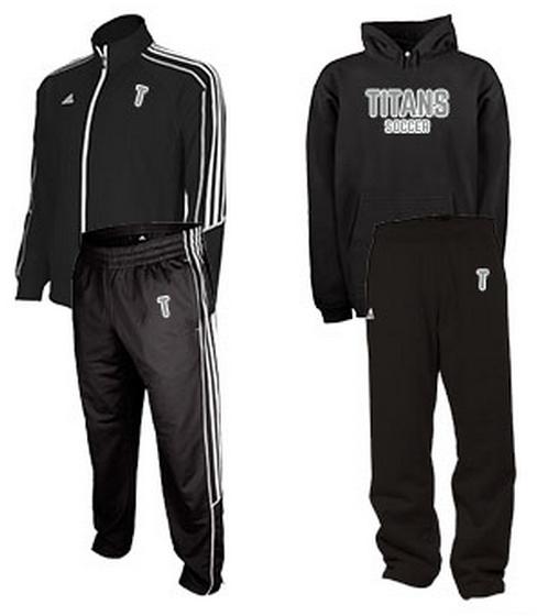 Warm Up Suits