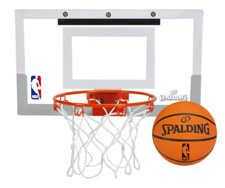 basketball gifts - mini hoop