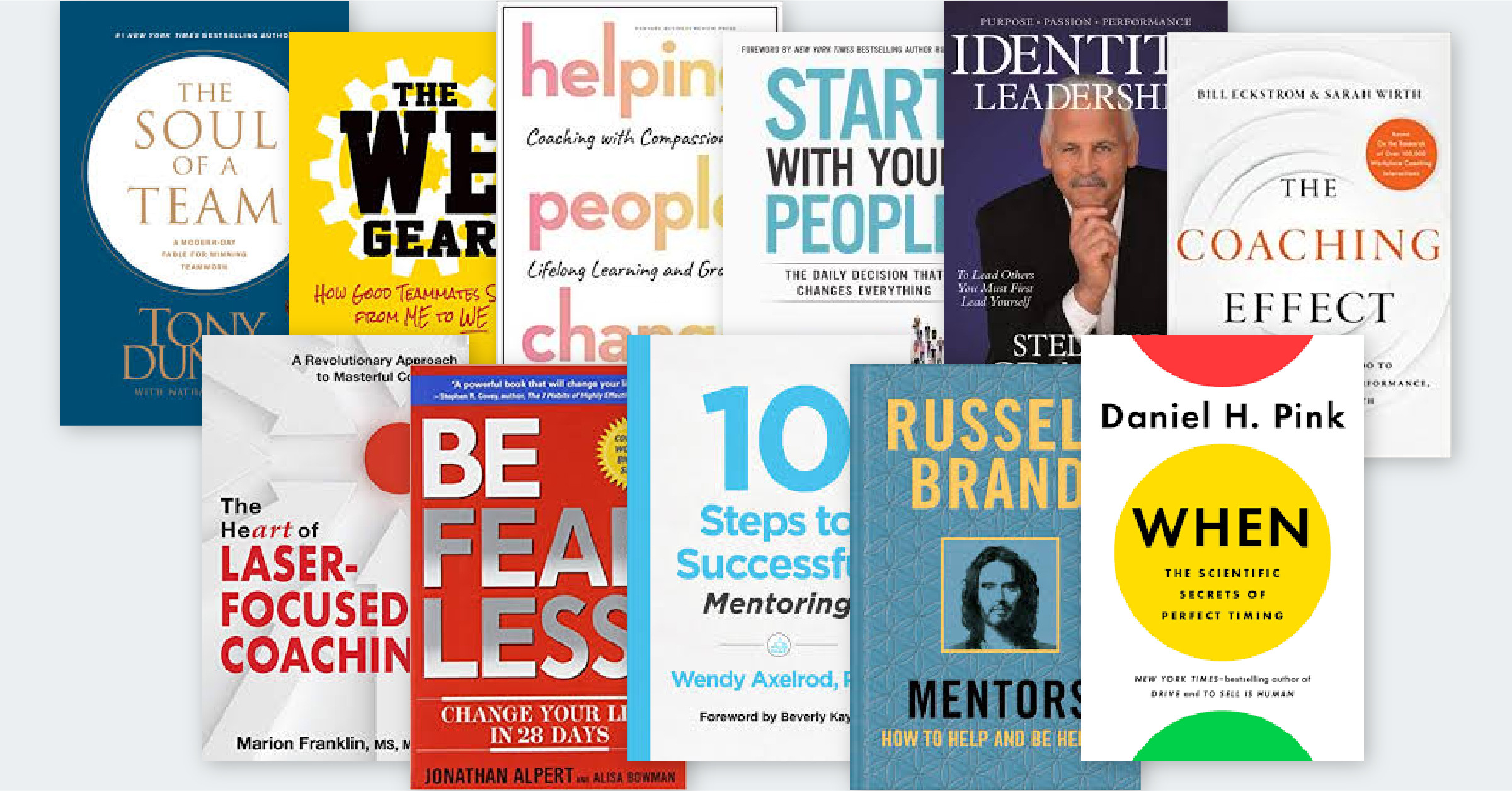 11 books that will change your coaching game