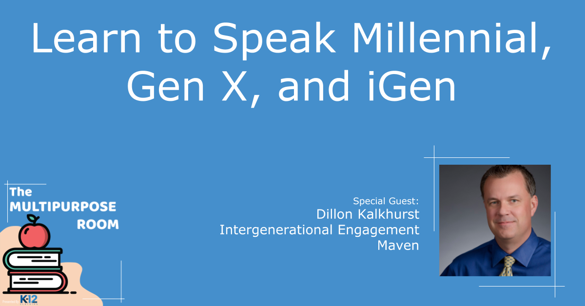 Do You Speak Millennial, Gen X, and iGen?