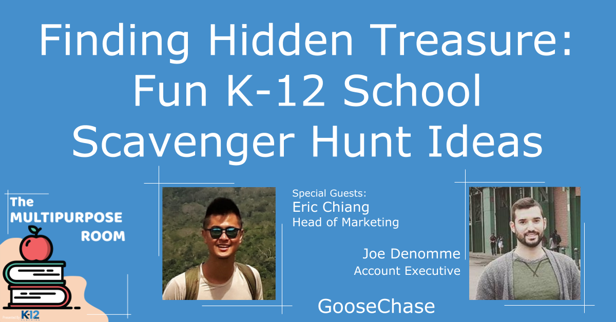 5 Ways to Spice Up Learning with Digital Scavenger Hunts