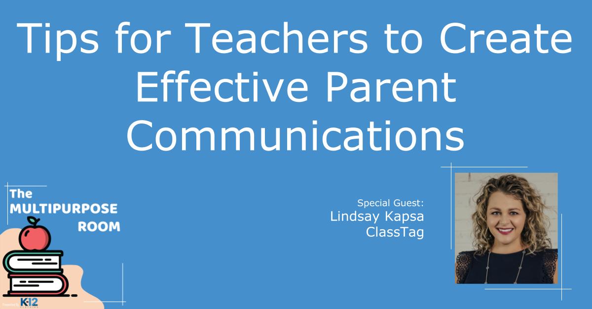 K-12 Teacher-Parent Communications Need Work?