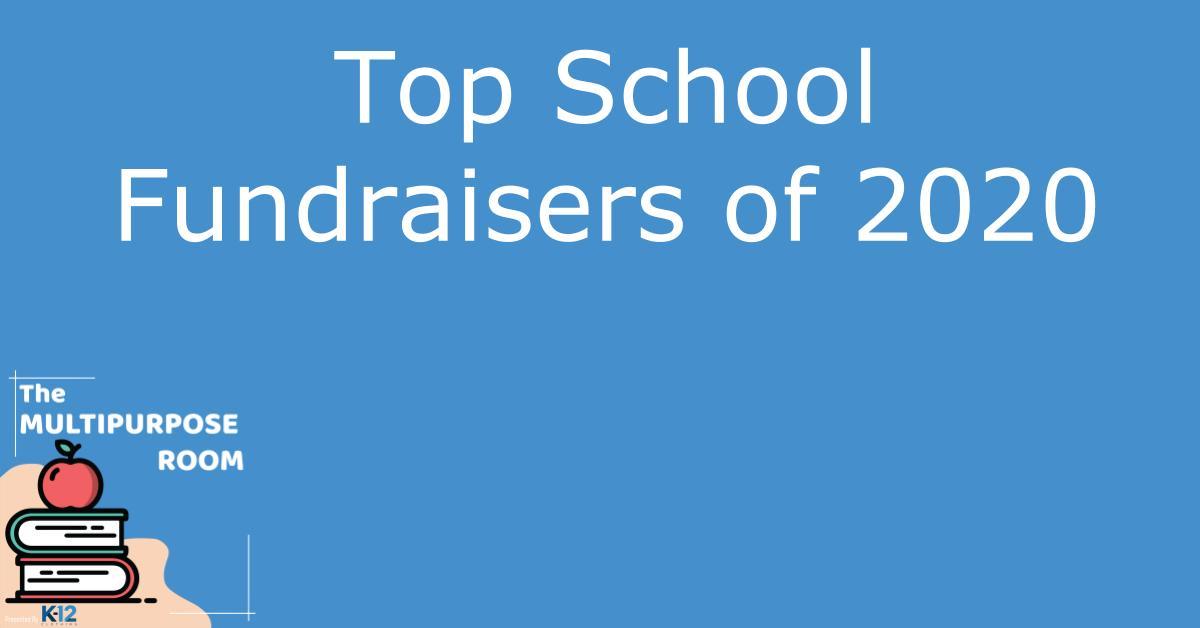 Top 10 Virtual School Fundraisers
