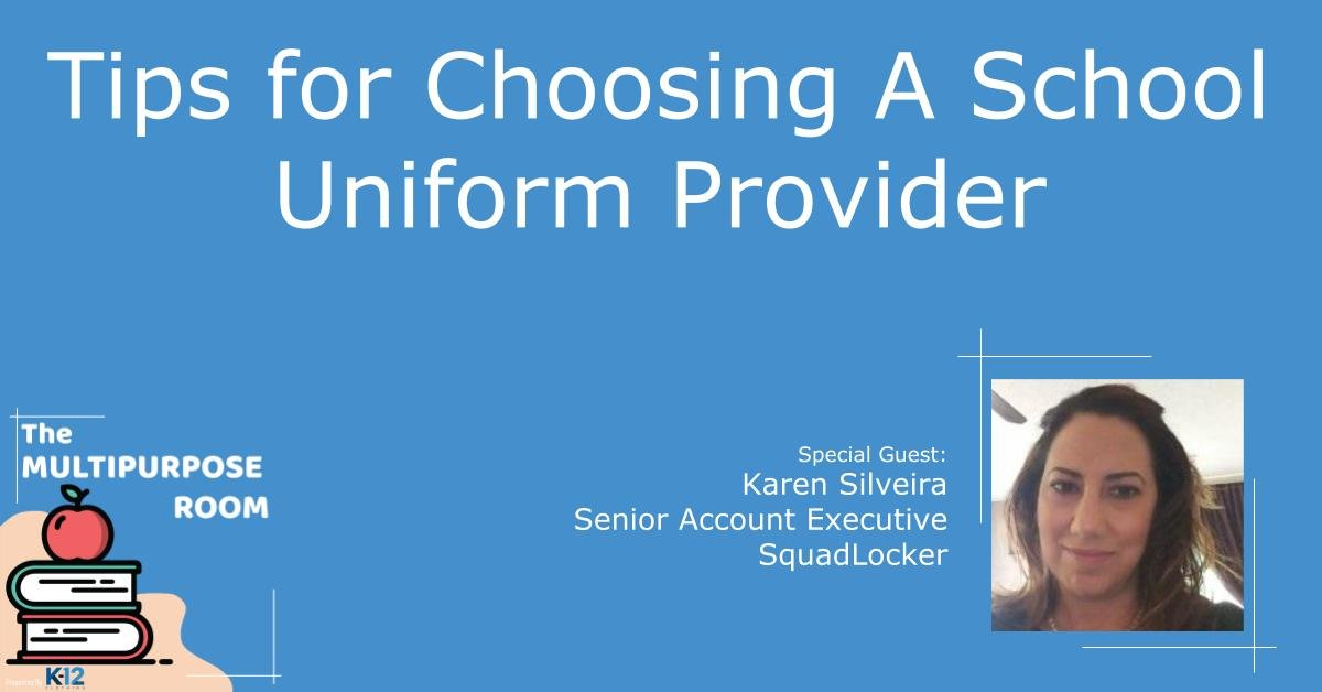 Is Your School Uniform Provider Changing with the...