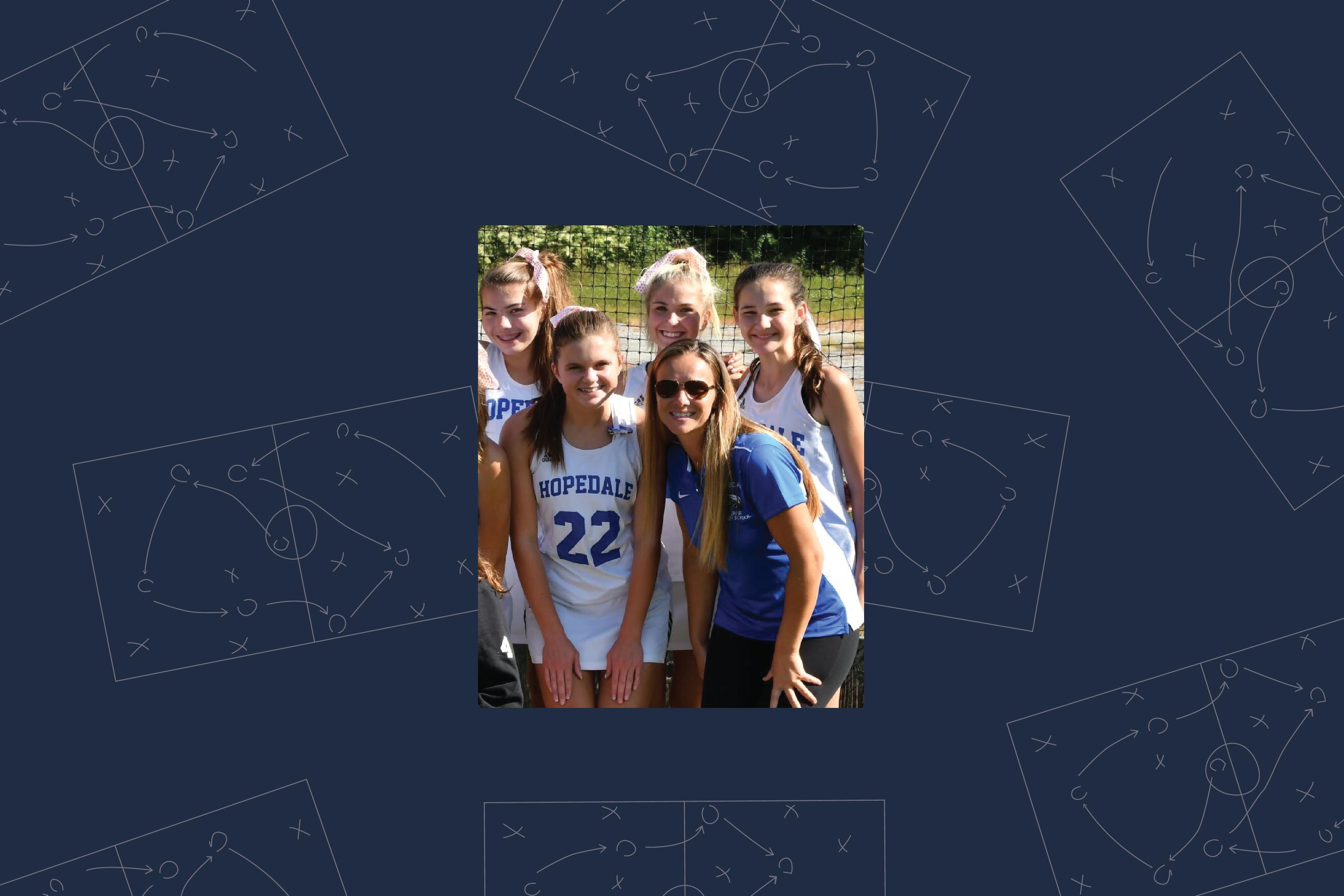 SquadLocker Coach Of The Year 2019 Finalist: Lauren Bouchard