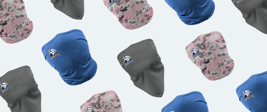 No-Minimum Community Masks