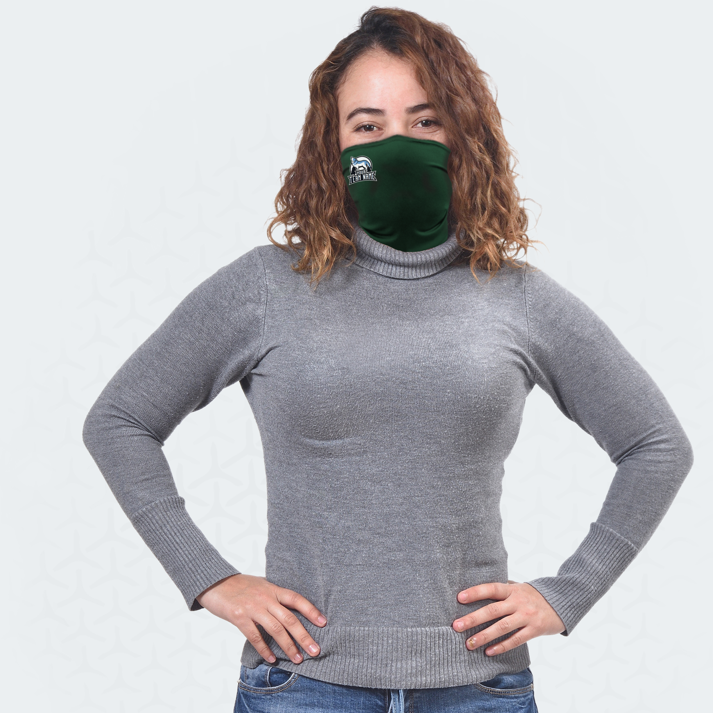 Protect yourself with reusable masks