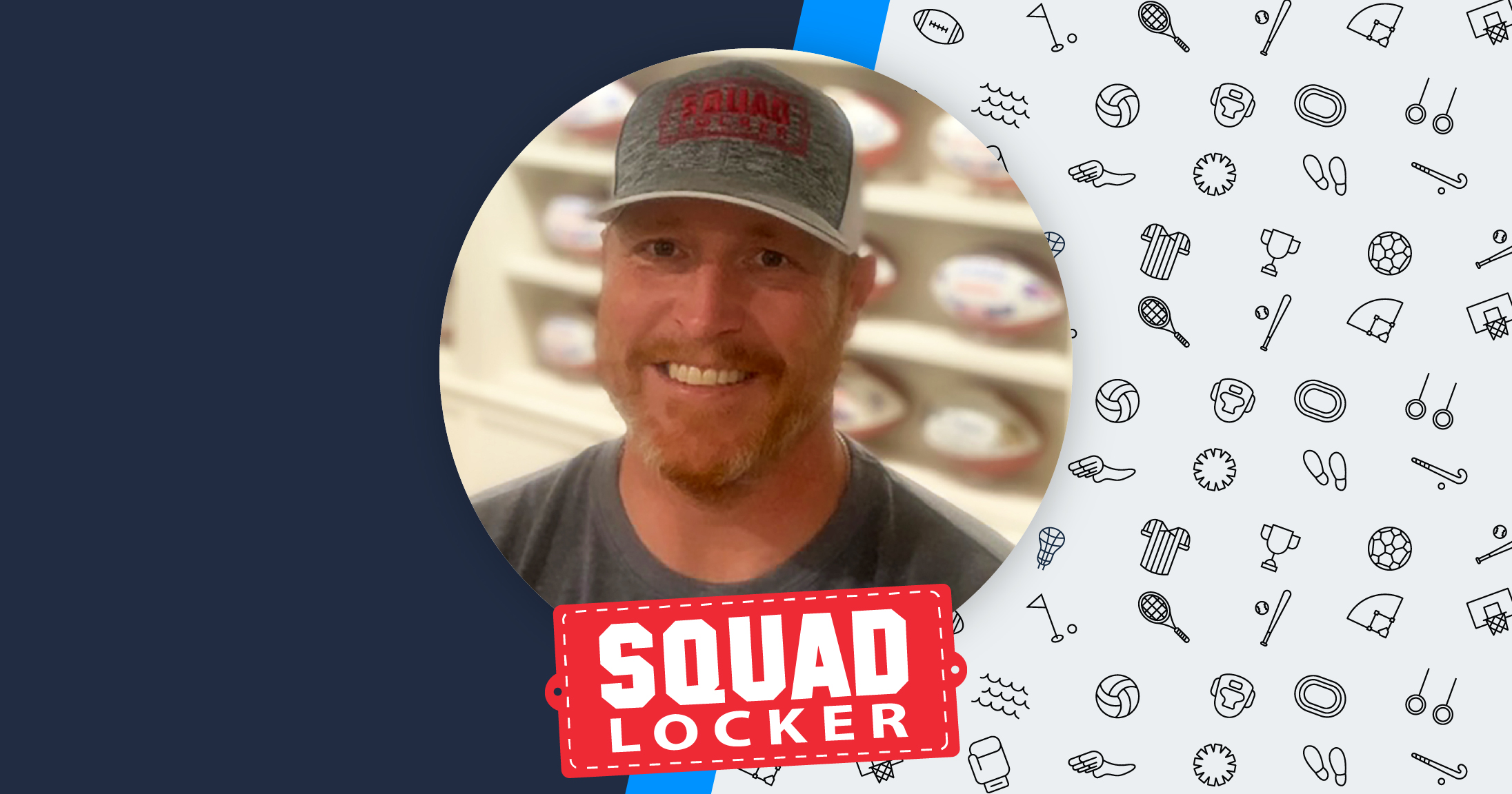 Dan Koppen Joins SquadLocker
