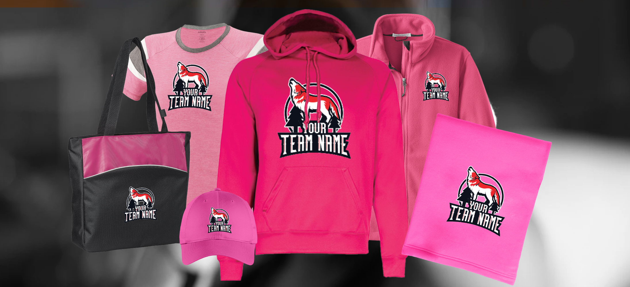 Breast Cancer Awareness - Custom Apparel