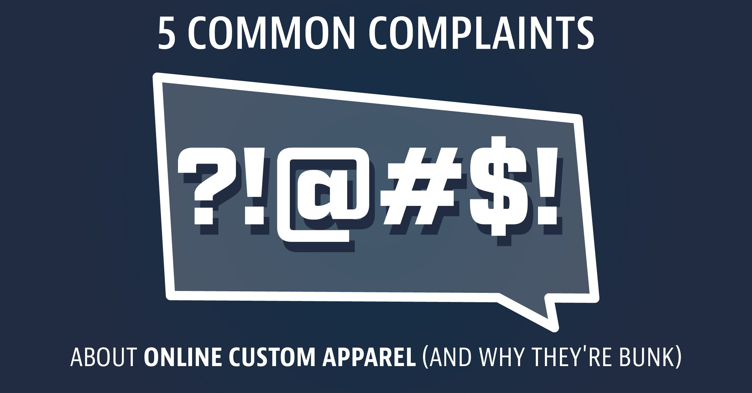 5 Common Complaints About Online Custom Sports...
