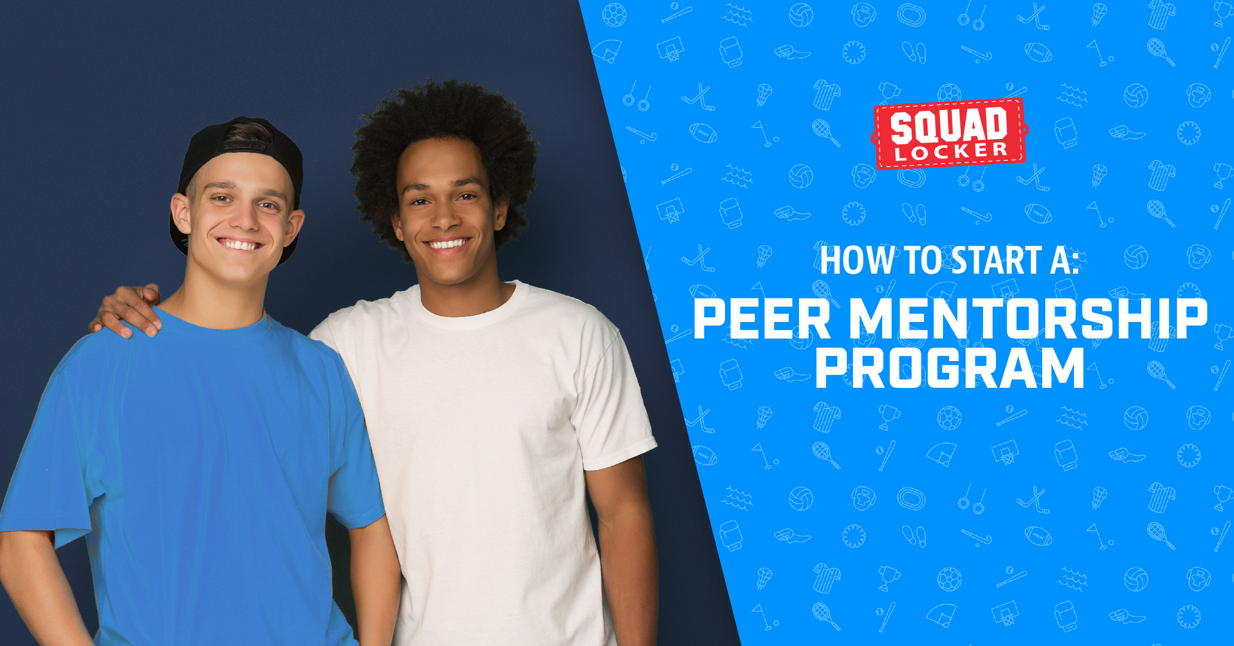 How to start a peer mentorship program