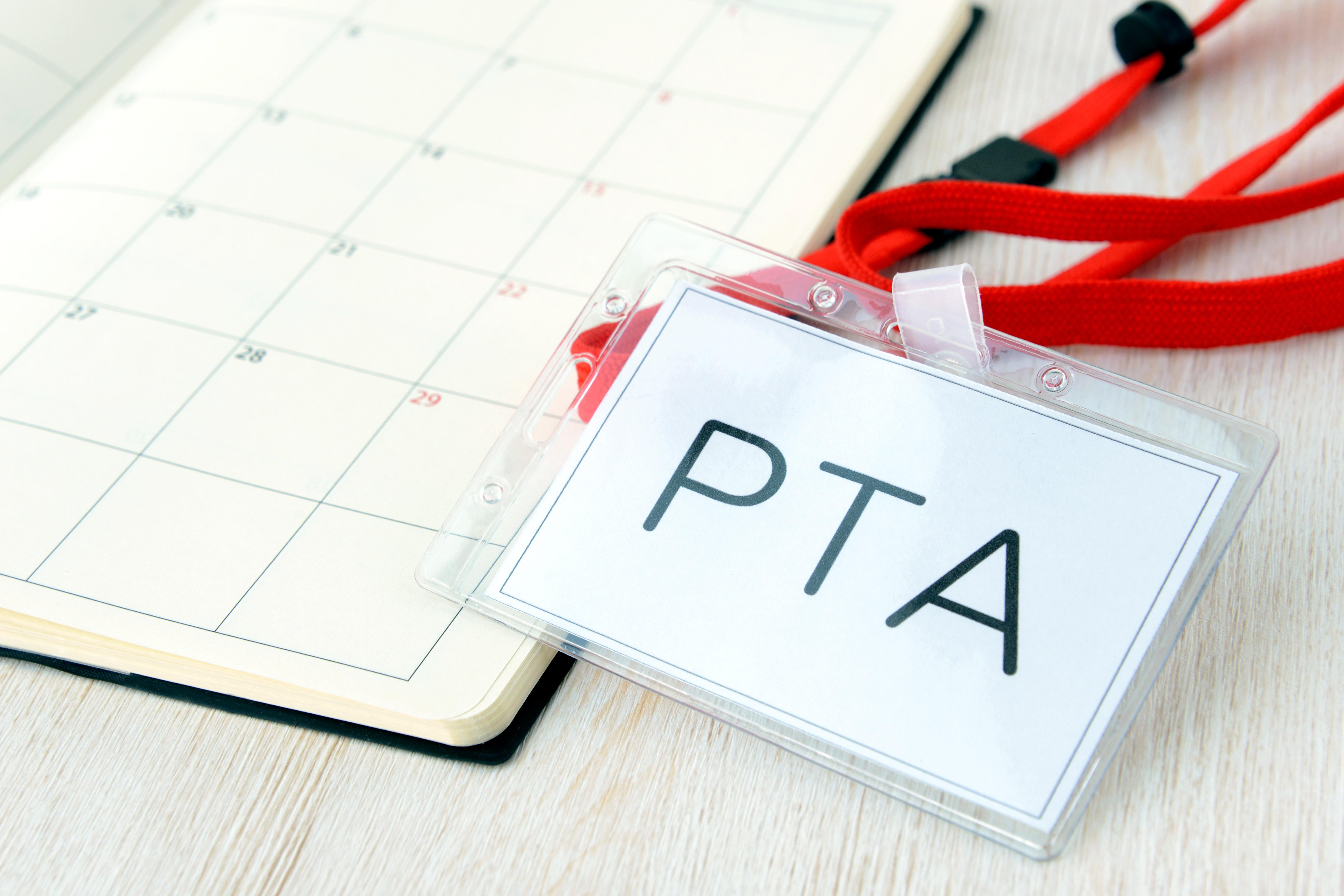 PTA name tag