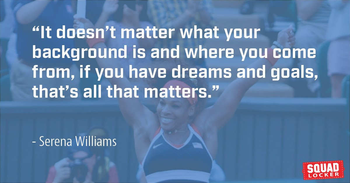 Inspirational Quotes from Black Sports Icons