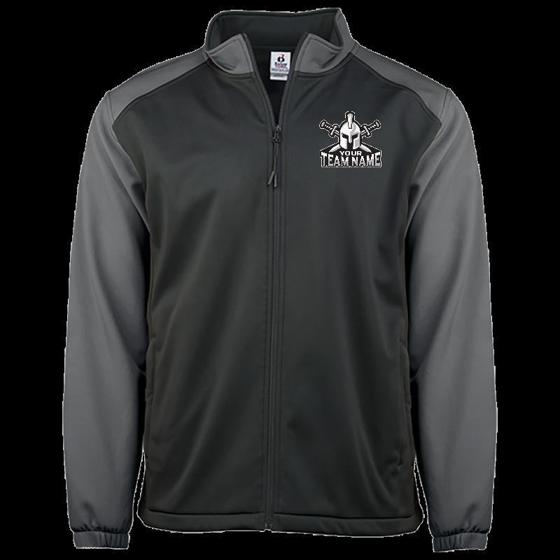 Badger Womens Softshell Sport Jacket