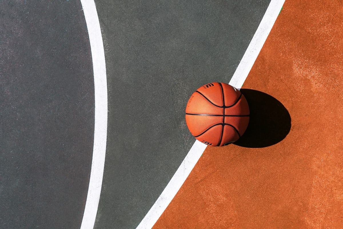 Basketball Stock Photo-1