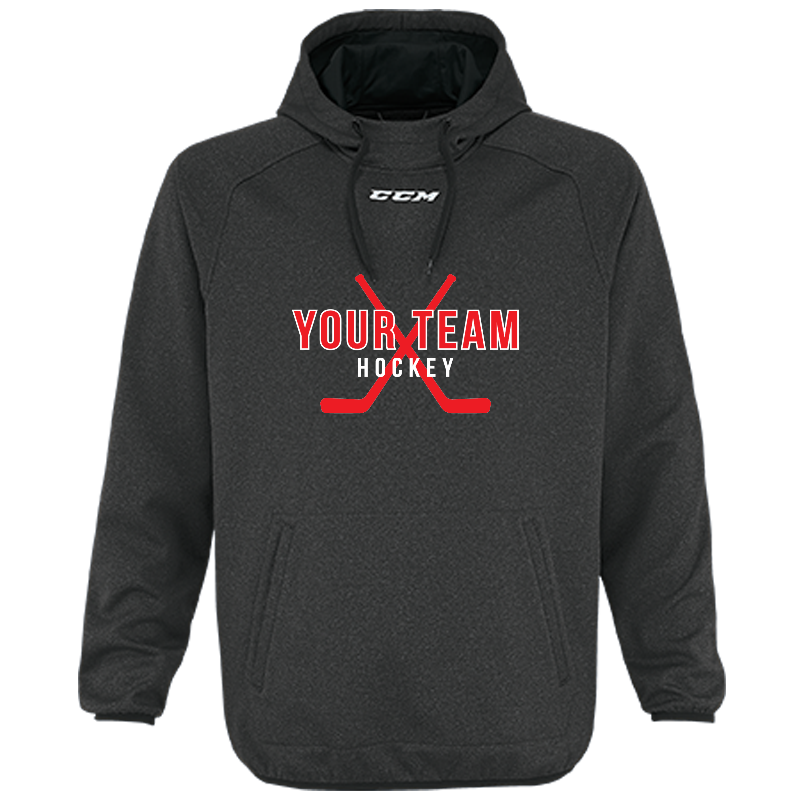 Youth Team Training Pullover Hoodie