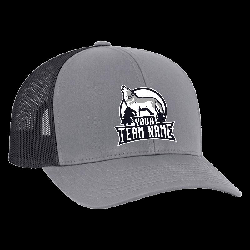 Pacific Headwear Trucker Snapback