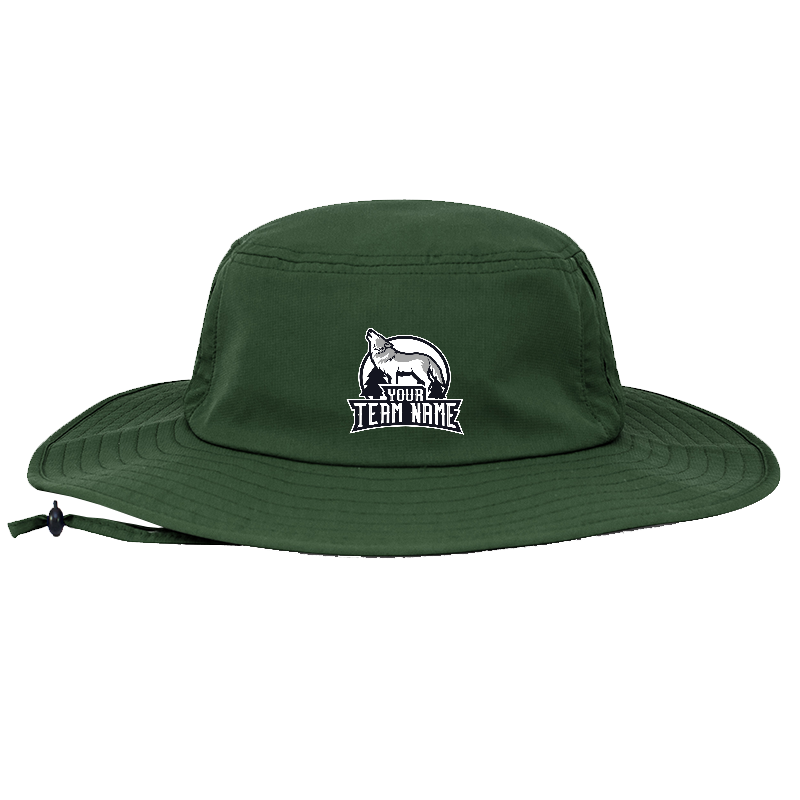 Pacific Headwear Mantra Ray Boonie Hat