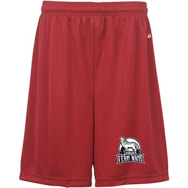 Badger B-Core Youth 6 Inch Short
