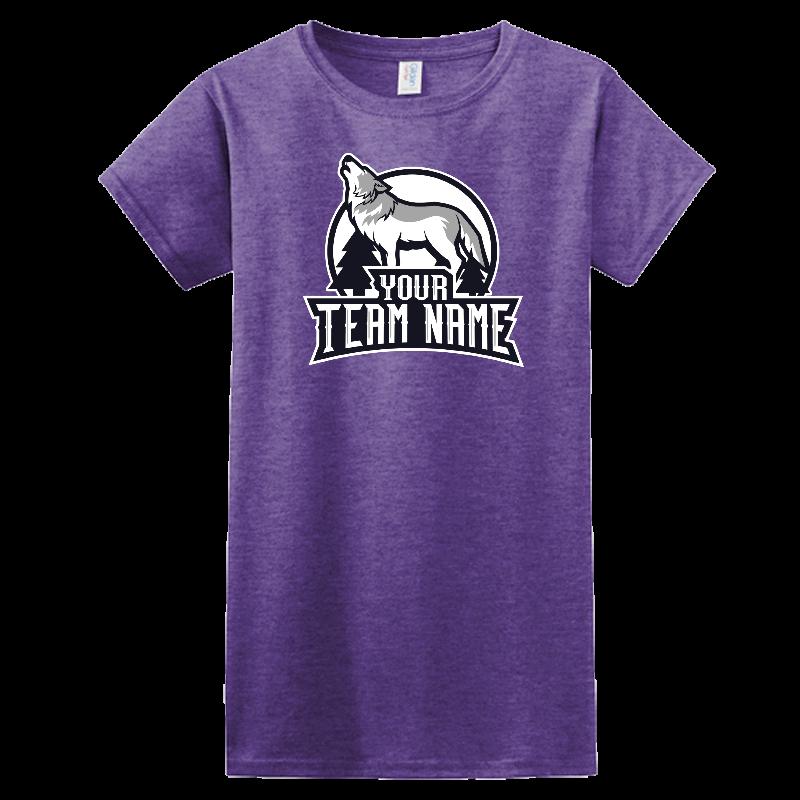 Gildan Ladies Softstyle T-Shirt