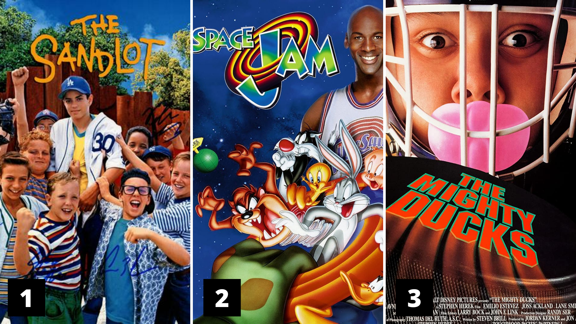 Inspiring Sports Movies for Kids