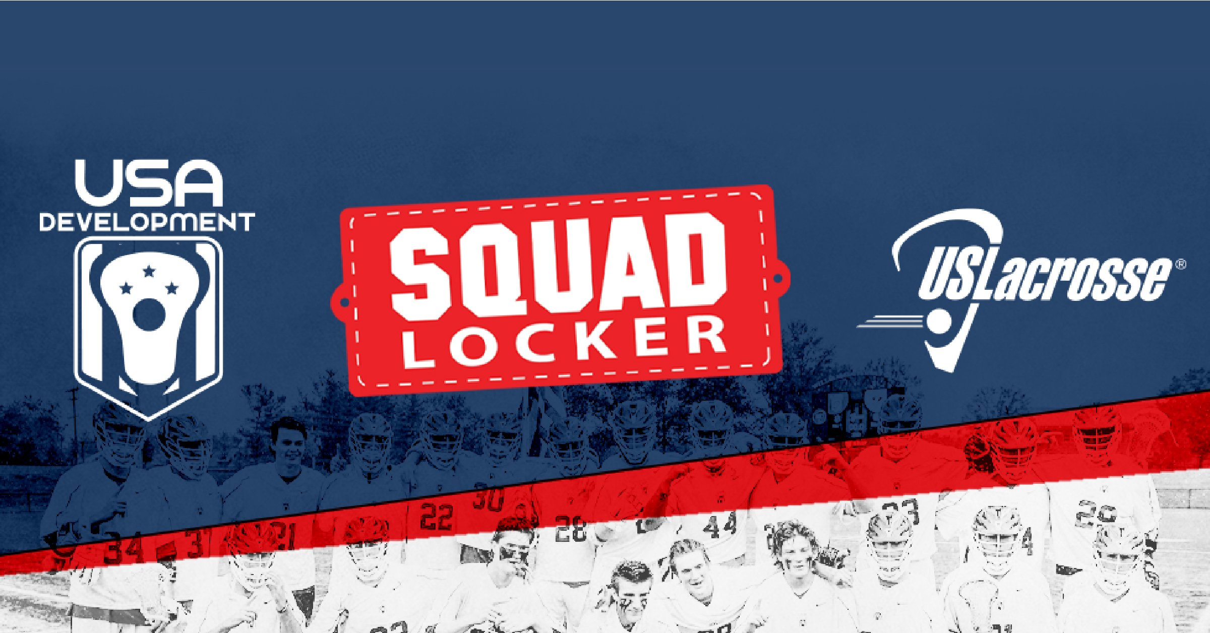 SquadLocker Named as Official Partner of US Lacrosse NTDP