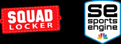 SquadLocker and SportsEngine Logos