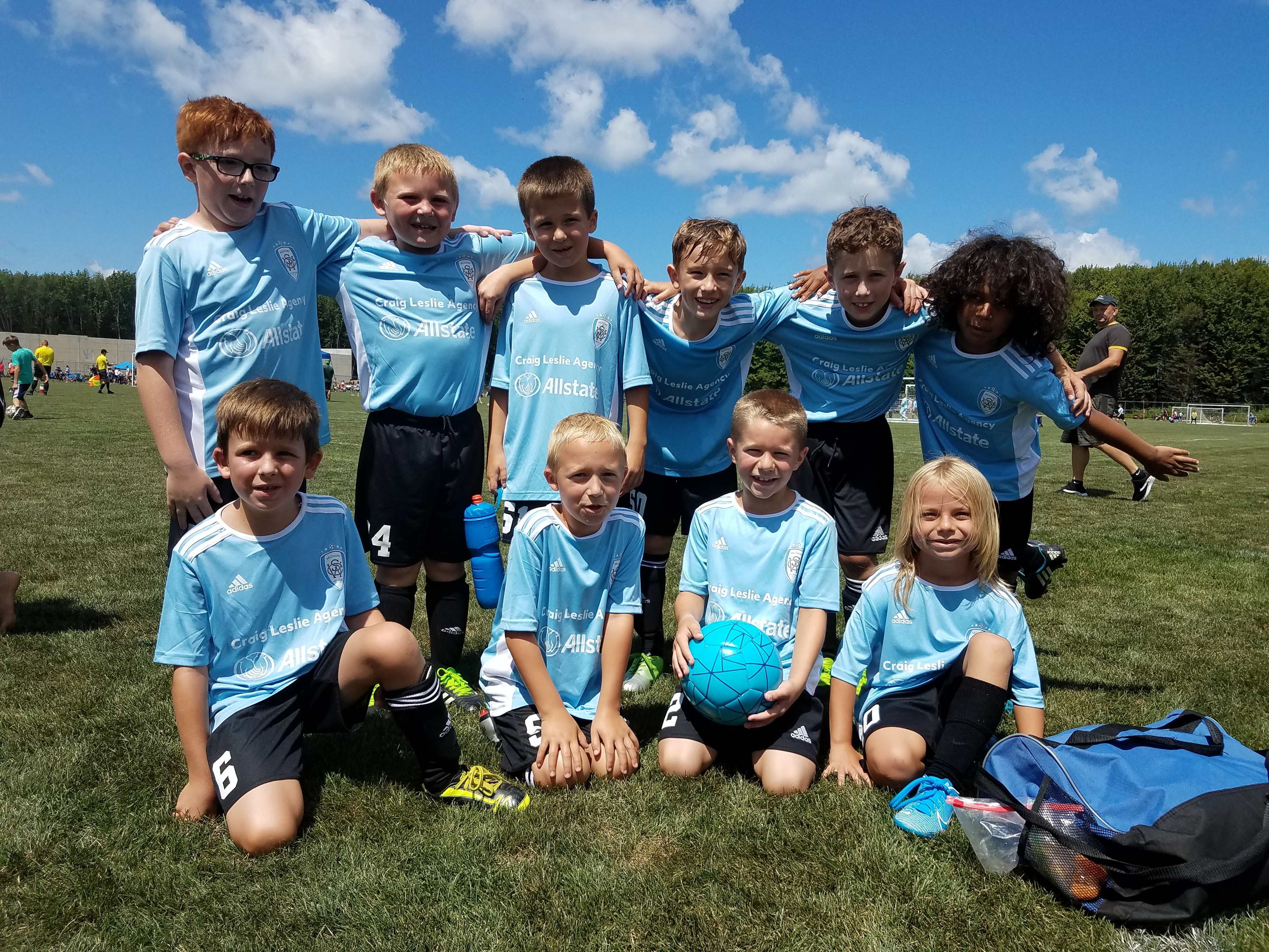 Willoughby Soccer Club Group Photo 2