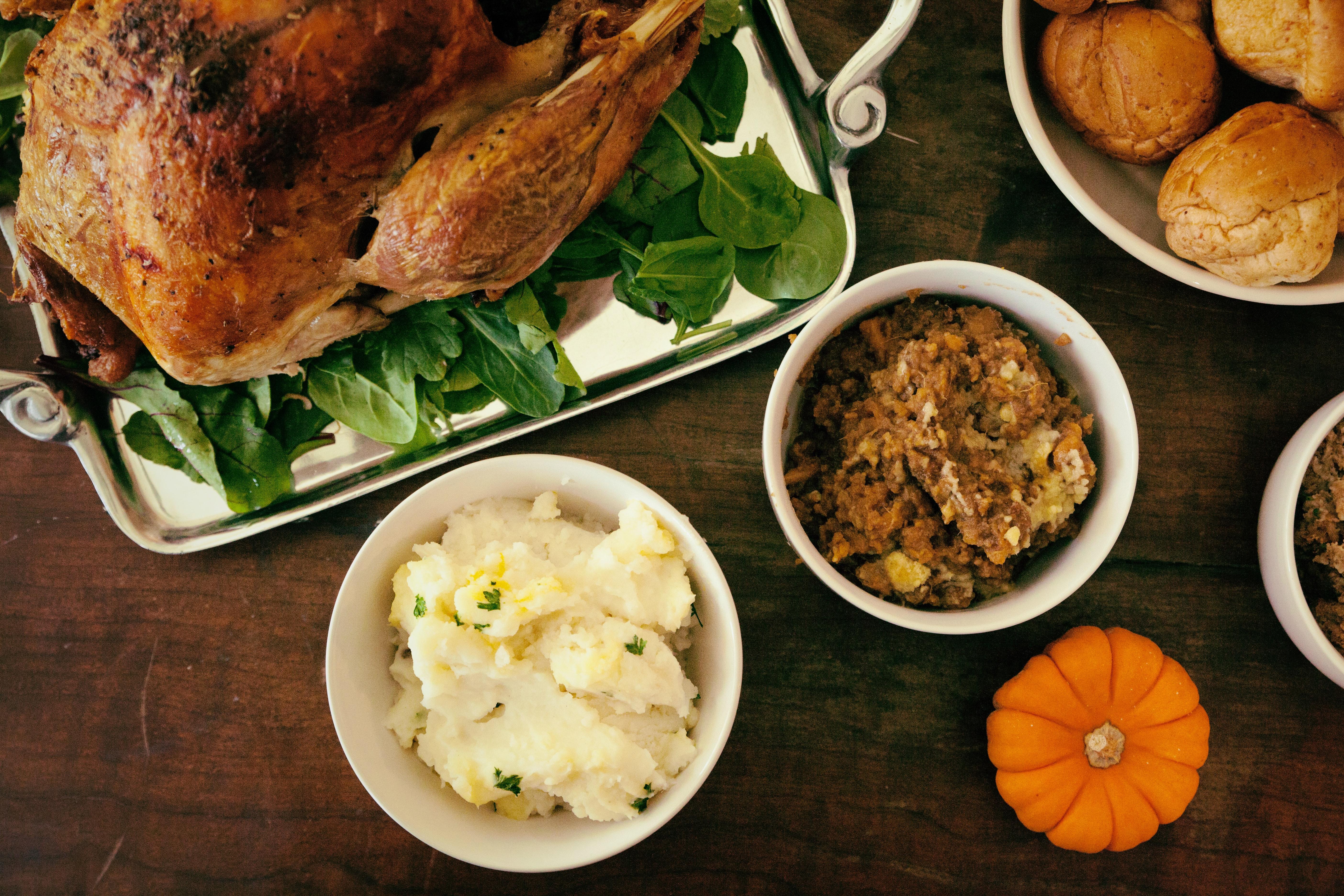 Thanksgiving 2020: Turkey? Yes! Turkey Bowl? No.